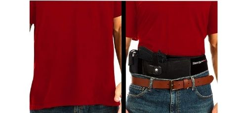 number 1 choice of belly band holster