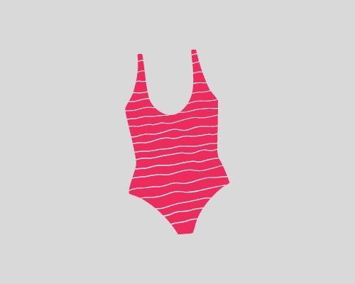 Best Swimsuit for Apple Shaped Plus Size